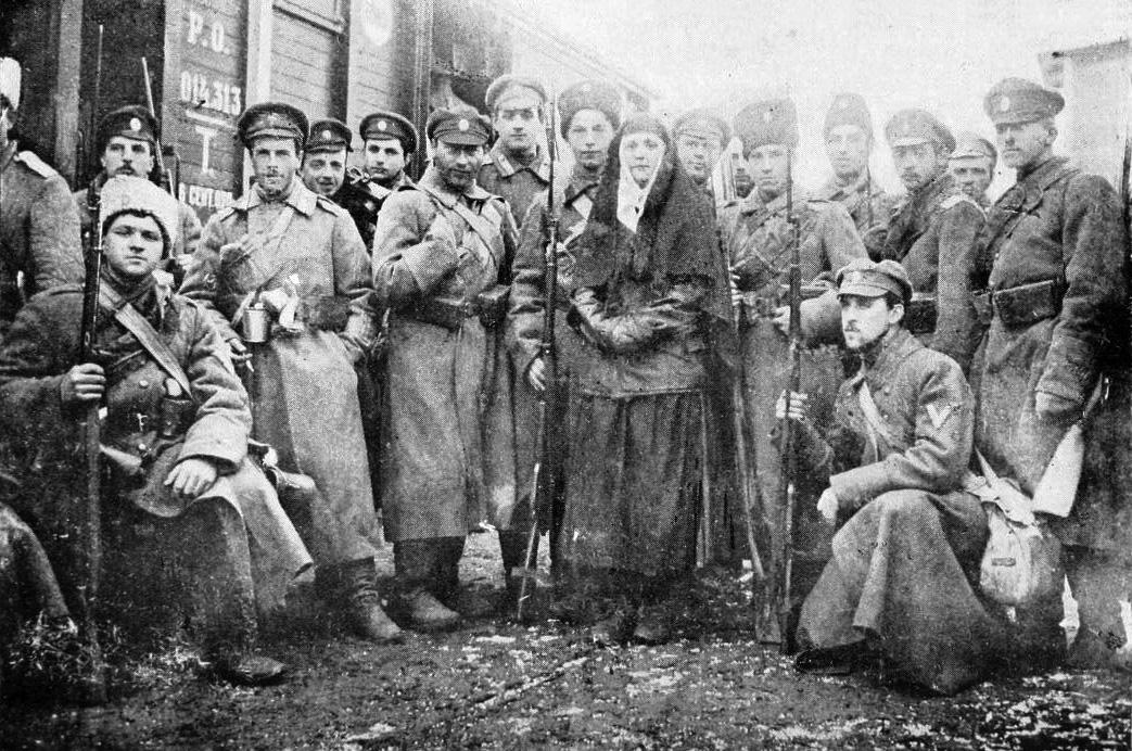 La Deportación 4 (soldados antibolcheviques)