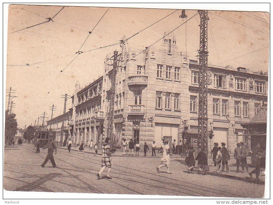 Simferopol, antes de la Segunda Guerra Mundial