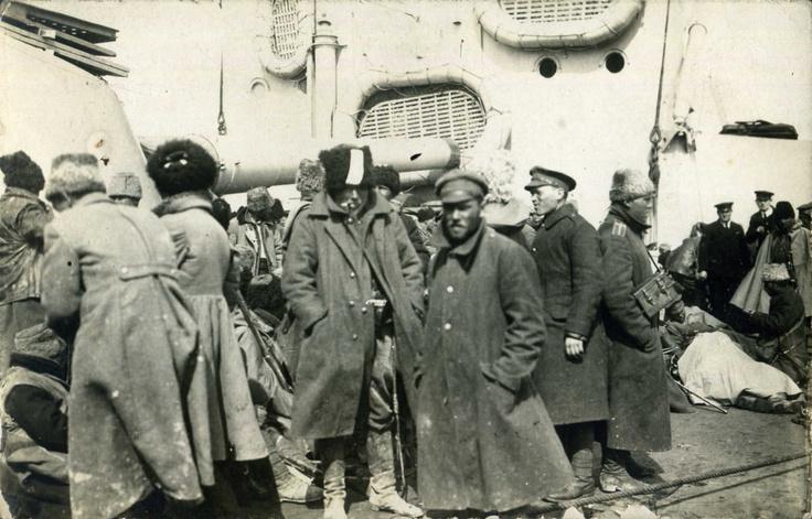 Evacuación de Sebastopol
