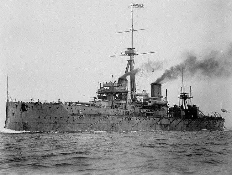 El HMS Dreadnought