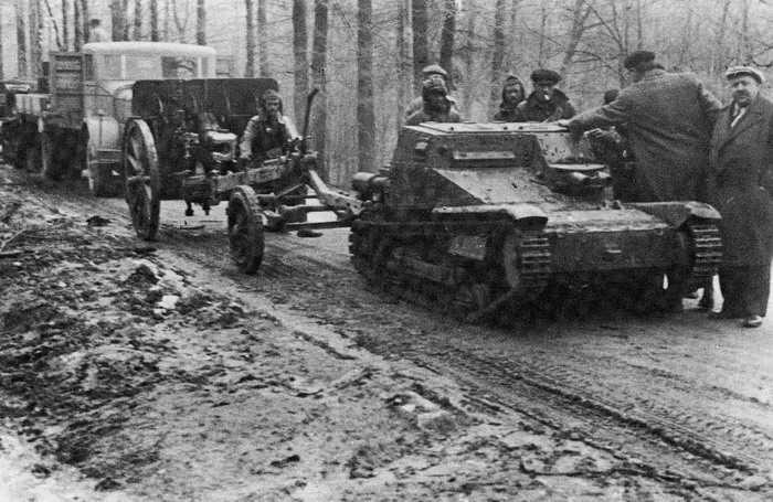Carros de combate italianos CV35