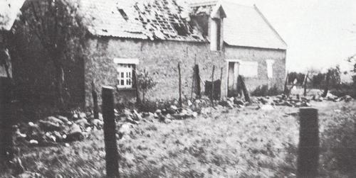 La masacre de Le Paradis, de donde consiguieron escapar dos soldados británicos: Albert Pooley y William O'Callaghan