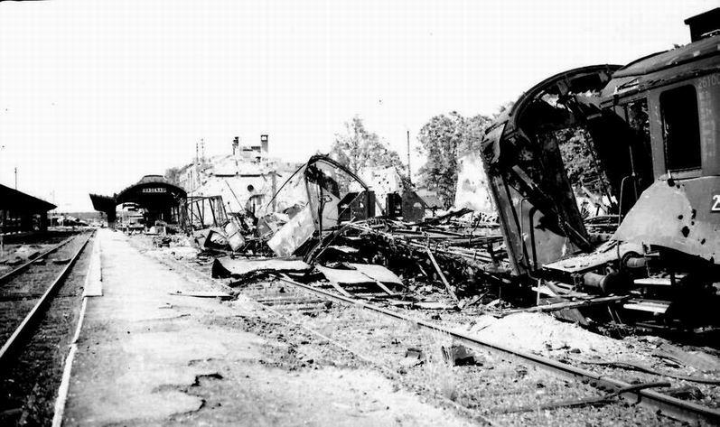 Haguenau, tras la batalla