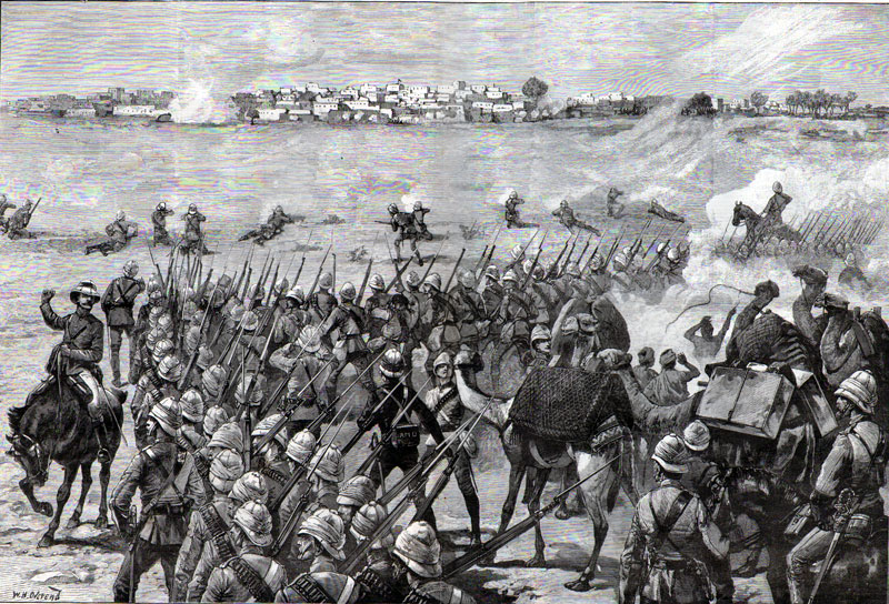 La batalla de Abu Klea