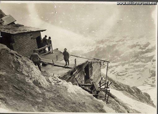 Desgraciadamente para ambos contendientes, aunque sobre todo para los italianos, los alpes no iban a ser el campo de batalla ideal